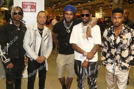 Jeremih & Terrence J, Dave East & Fabolous & Trey Songs