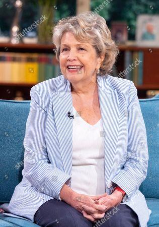 Stock Photo of Anne Reid