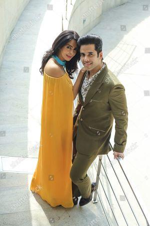 Tushaar Kapoor and Mallika Sherawat