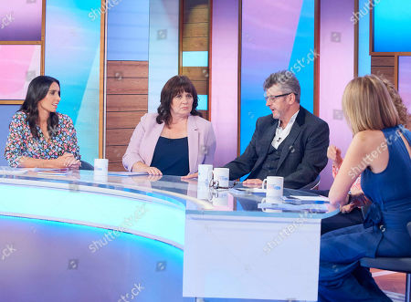 Christine Lampard, Coleen Nolan, Joe Pasquale, Nadia Sawalha and Kaye Adams