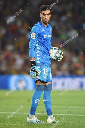 Dani Martin of Real Betis