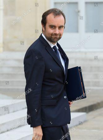 French deputy minister Sebastien Lecornu