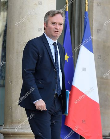 French Junior Foreign Affairs Minister Jean-Baptiste Lemoyne