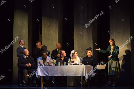 Editorial photo of 'Breaking the Waves' opera dress rehearsal, Edinburgh International Festival, Scotland, UK - 20 Aug 2019