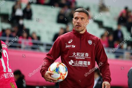 Lukas Podolski (Vissel)