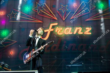 Franz Ferdinand - Alex Kapranos