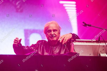Editorial picture of Lowlands Music Festival, Biddinghuizen, Netherlands - 17 Aug 2019