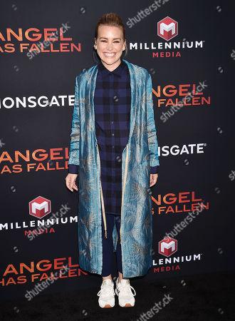 Editorial picture of 'Angel Has Fallen' film premiere, Arrivals, Regency Village Theatre, Los Angeles, USA - 20 Aug 2019