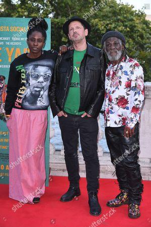 Winston McAnuff, Peter Webber and Jah9