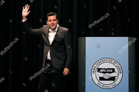 Editorial photo of Election 2020 Ben Gleib, Altoona, USA - 21 Aug 2019