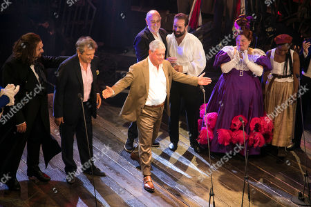 Editorial picture of 'Les Miserables: Staged Concert' musical, Gala Night, London, UK - 21 Aug 2019