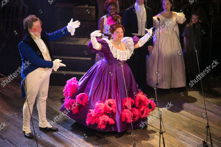 Editorial photo of 'Les Miserables: Staged Concert' musical, Gala Night, London, UK - 21 Aug 2019
