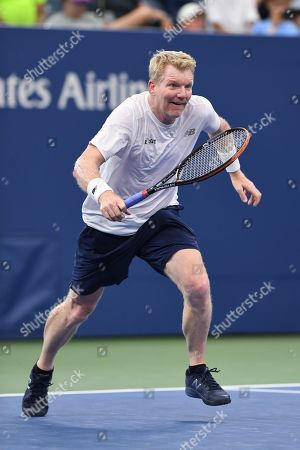 Editorial image of US Open Tennis Championships, Legends Match, New York, USA - 21 Aug 2019