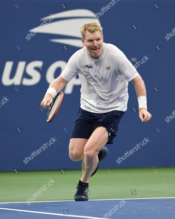 Stock Image of Jim Courier
