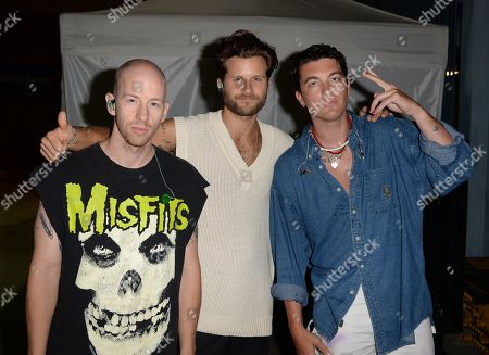 LANY - Les Priest, Jake Clifford Goss and Paul Jason Klein