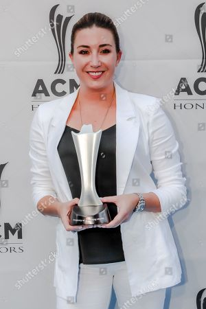 Editorial picture of 13th Annual ACM Honors, Arrivals, Nashville, USA - 21 Aug 2019