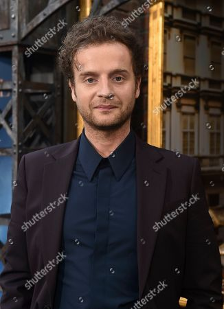Editorial photo of 'Carnival Row' TV show premiere, Arrivals, TCL Chinese Theatre, Los Angeles, USA - 21 Aug 2019