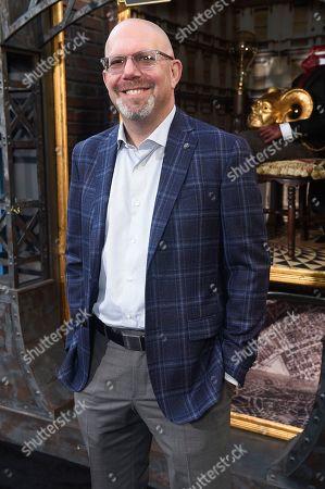 Stock Photo of Marc Guggenheim