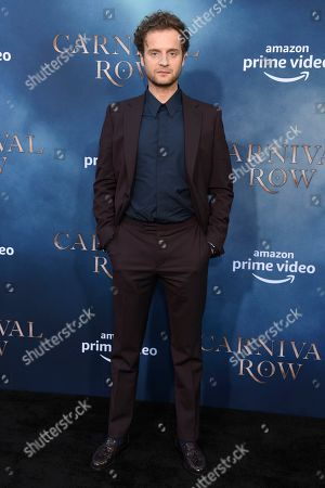 Editorial picture of 'Carnival Row' TV show premiere, Arrivals, TCL Chinese Theatre, Los Angeles, USA - 21 Aug 2019