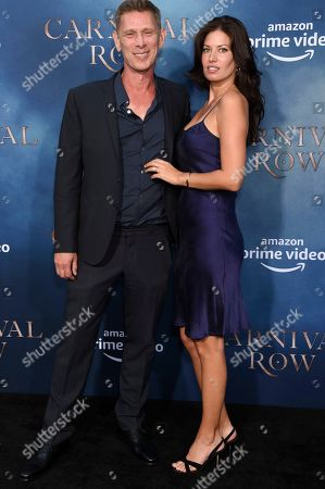 Editorial image of 'Carnival Row' TV show premiere, Arrivals, TCL Chinese Theatre, Los Angeles, USA - 21 Aug 2019
