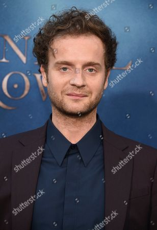 Stock Picture of Andrew Gower