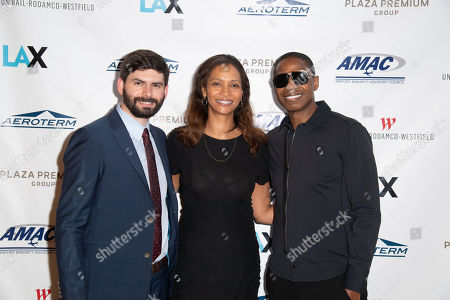 Editorial photo of 35th Annual Airport Minority Advisory Council Welcome to LA Reception, Arrivals, Los Angeles, USA - 21 Aug 2019