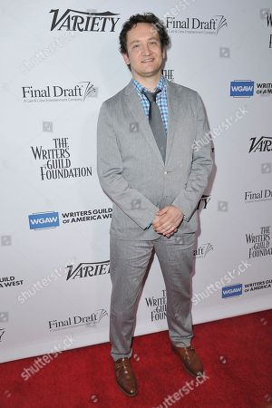 Stock Image of Dylan Morgan attends 2019 Sublime Primetime at the Writers Guild Theater, in Beverly Hills, Calif