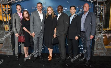 Editorial image of 'Carnival Row' TV show premiere, Inside, TCL Chinese Theatre, Los Angeles, USA - 21 Aug 2019