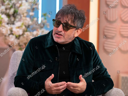 Stock Photo of Ian Broudie