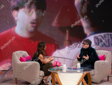 Christine Lampard and Ian Broudie