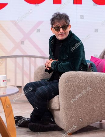 Stock Picture of Ian Broudie
