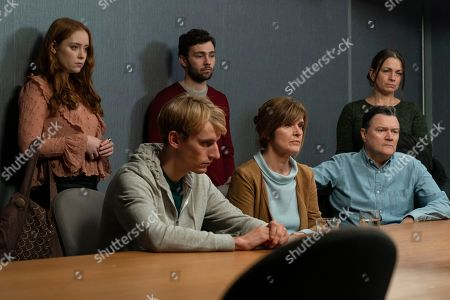 Editorial picture of 'A Confession' TV Show, Series 1, Episode 1 UK  - 2019