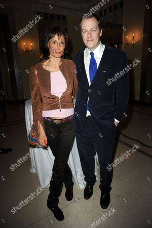 Tracy Ward and Tom Parker Bowles