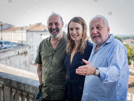 Editorial picture of Angouleme Film Festival, France - 20 Aug 2019