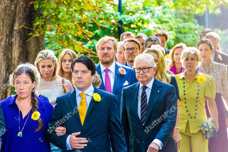 Editorial picture of Funeral of Princess Christina, The Hague, The Netherlands - 22 Aug 2019