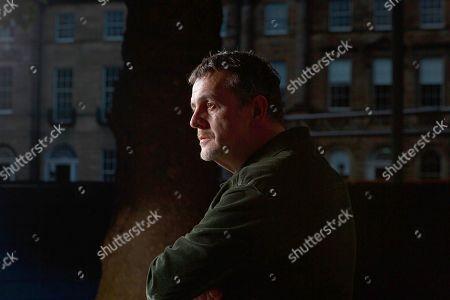Stock Picture of Mark Billingham