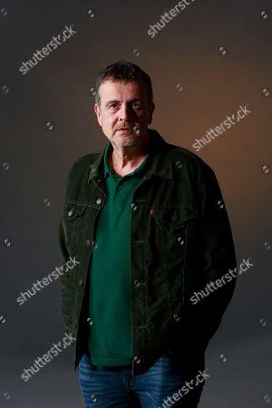 Stock Photo of Mark Billingham