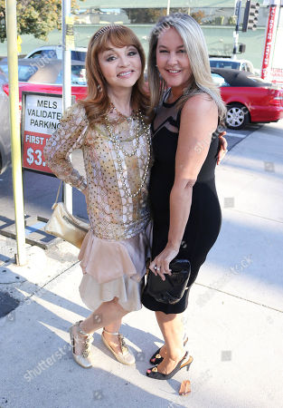 Stock Picture of Judy Tenuta and Erin Murphy