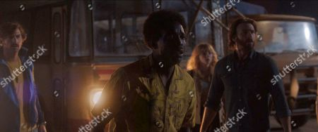 Michiel Huisman as Jacob 'Jake' Wolf, Michael K Williams as Kabede Bimro, Haley Bennett as Rachel Reiter and Chris Evans as Ari Levinson