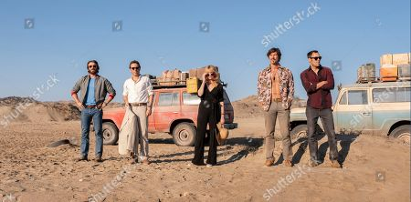 Chris Evans as Ari Levinson, Alessandro Nivola as Sammy Navon, Haley Bennett as Rachel Reiter, Michiel Huisman as Jacob 'Jake' Wolf and Alex Hassell as Max Rose