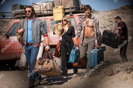 Chris Evans as Ari Levinson, Haley Bennett as Rachel Reiter, Michiel Huisman as Jake' Wolf and Alex Hassell as Max Rose
