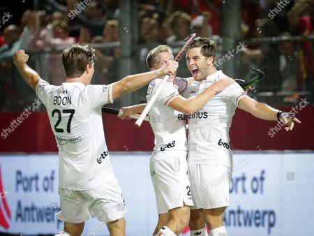 Editorial photo of EuroHockey in Antwerp 2019, Belgium - 22 Aug 2019