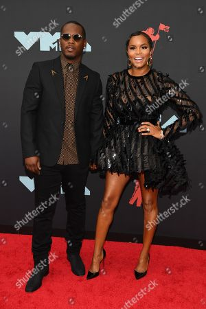 Editorial photo of MTV Video Music Awards, Arrivals, Prudential Center, New Jersey, USA - 26 Aug 2019