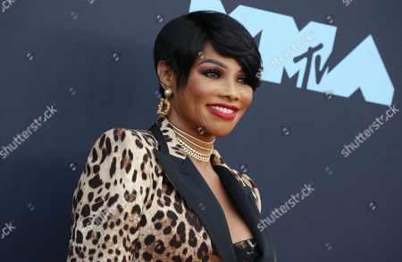 Editorial image of MTV Video Music Awards, Arrivals, Prudential Center, New Jersey, USA - 26 Aug 2019