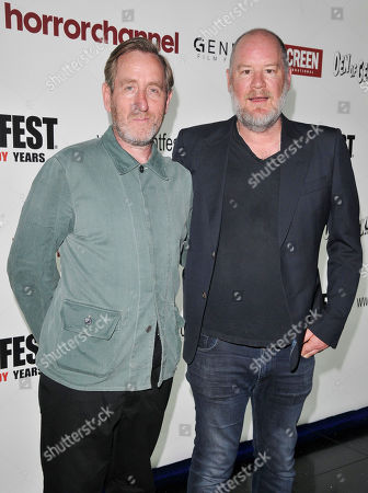 Michael Smiley and Ant Timpson