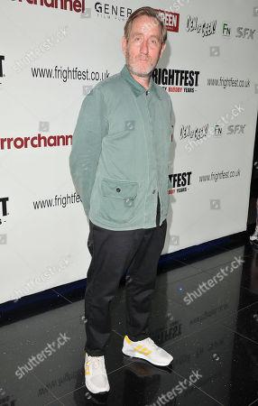 Stock Photo of Michael Smiley