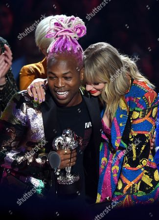 Editorial photo of MTV Video Music Awards, Show, Prudential Center, New Jersey, USA - 26 Aug 2019