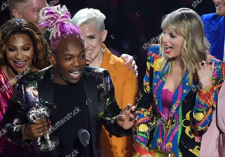 Editorial image of MTV Video Music Awards, Show, Prudential Center, New Jersey, USA - 26 Aug 2019