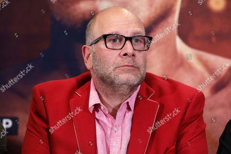 Editorial photo of Golovkin Derevyanchenko Boxing, New York, USA - 22 Aug 2019