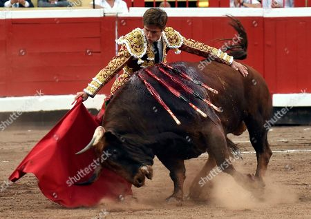 Editorial picture of Bilbao's Fair bullfighting, Spain - 22 Aug 2019
